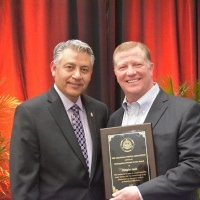McAlester Dentist Presented with ODA Award