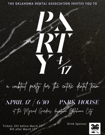 President's Party & Toast