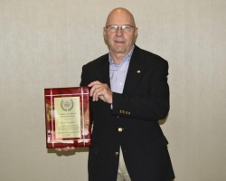 Livingston Honored with Award